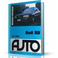 Biblioteka motoryzacji, Audi 80 (opr. miękka)