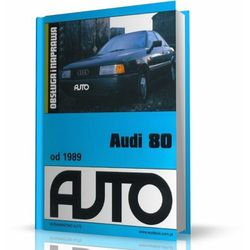 Audi 80 (opr. miękka)