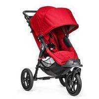 Wózki spacerowe, Wózek do biegania City Elite Single Baby Jogger (red)