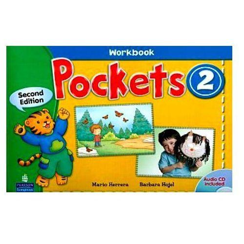 Książki do nauki języka, Pockets 2 Work Book /CD gratis/ (opr. miękka)
