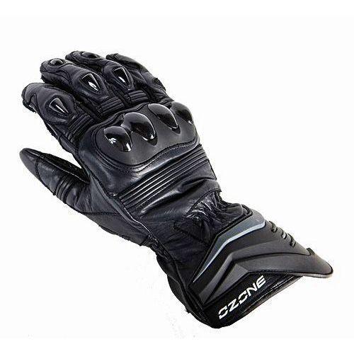 Rękawice motocyklowe, RĘKAWICE OZONE GLV DROP BLACK