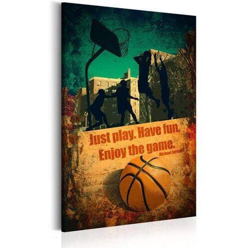 Obrazy, Obraz - Enjoy the game