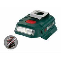 Pozostałe narzędzia elektryczne, PARKSIDE® Ładowarka USB adapter do akumulatorów PA