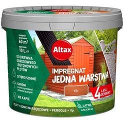 Impregnat Altax Drewno Beton tik 10 l