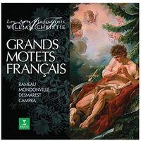 Pozostała muzyka rozrywkowa, LE GRAND MOTET FRANCCAIS - Christie, William, Les Arts Florissants (Płyta CD)
