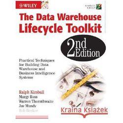 Data Warehouse Lifecycle Toolkit 2e