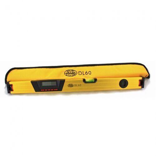 Pozostałe narzędzia miernicze, Poziomica elektroniczna (60 cm) Nivel System