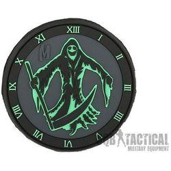 Naszywka Maxpedition Reaper Patch 3 x 3 Glow