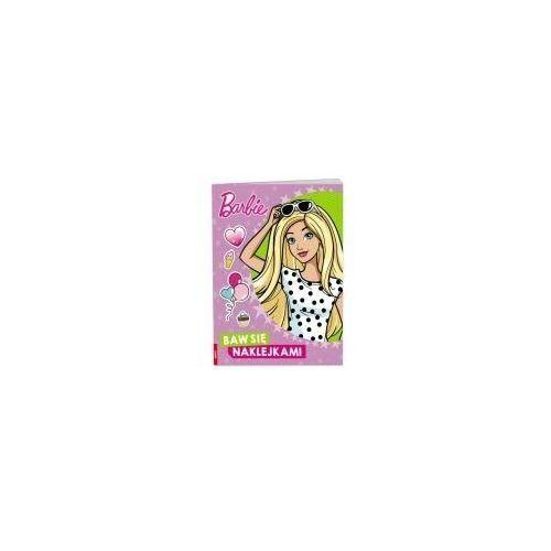 Książki dla dzieci, Barbie. Baw się naklejkami (opr. broszurowa)