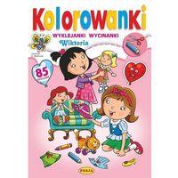 Książki dla dzieci, Kolorowanki. wiktoria (opr. miękka)