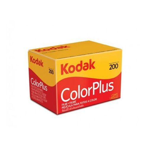 Klisze fotograficzne, Kodak Color 200/24 negatyw film kolorowy typ 135