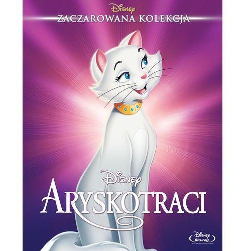 Pakiety filmowe, ARYSKOTRACI (BD) DISNEY ZACZAROWANA KOLEKCJA (Płyta BluRay)