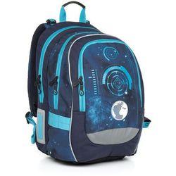 Plecak szkolny Topgal CHI 799 D - Blue