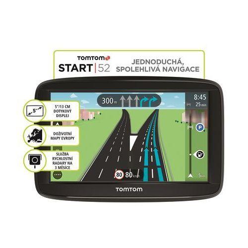 Nawigacja samochodowa, TomTom Start 52 EU