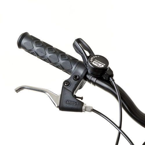 """Pozostałe rowery, Rower z amortyzatorami Kreativ 2643 26"""" - model 2018, Czarny"""