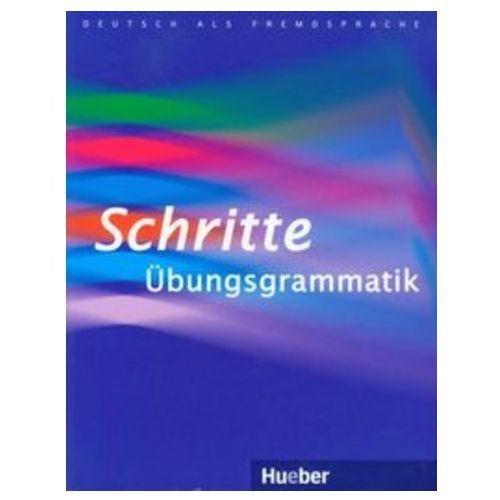Książki do nauki języka, Schritte ubungsgrammatik (opr. miękka)