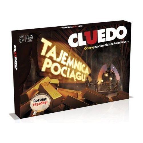 Gry dla dzieci, Cluedo. Tajemnica pociągu - Hasbro