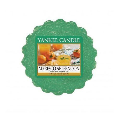 Pozostała aromaterapia, YANKEE CANDLE WOSK ALFRESCO AFTERNOON 22G