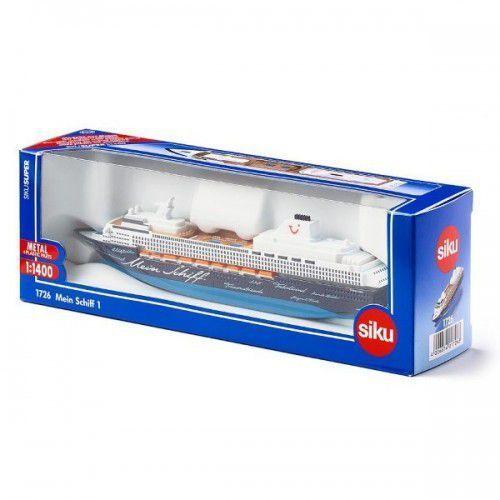 Łodzie i statki dla dzieci, Siku Super - Statek Mein Schiff 1