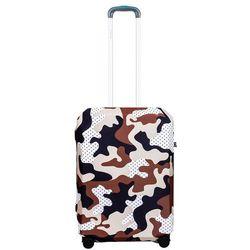 BG Berlin pokrowiec na małą walizkę / rozmiar S / Camo Safari - Camo Safari