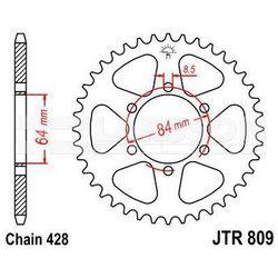 Zębatka tylna stalowa JT 809-53, 53Z, rozmiar 428 2300642 Suzuki TS 125