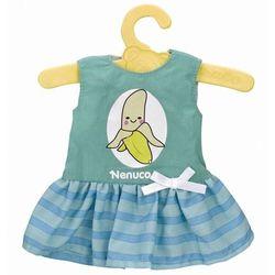 Nenuco Pachnące Ubranko dla lalki 35 cm Sukienka Banan