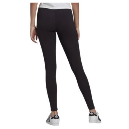 Legginsy, adidas Legginsy Essentials GN8271 Czarny Tight Fit