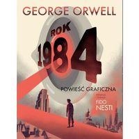 Literatura młodzieżowa, Rok 1984. komiks - orwell george (opr. broszurowa)