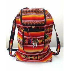 Praca zbiorowa Plecak peruwiański