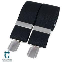 Szelki do spodni Czarne BR-001