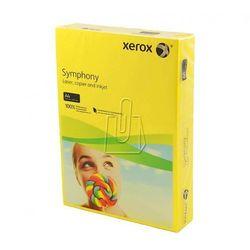 Papier kolorowy Xerox A4/160g ciemnożółty