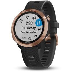 Garmin Forerunner 645 Music Zegarek sportowy, rose gold 2020 Monitory aktywności