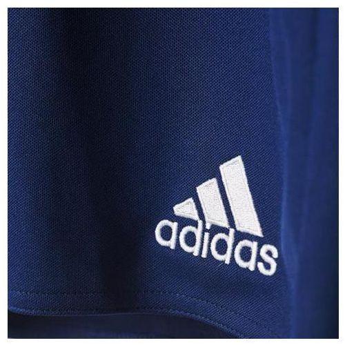 Pozostała odzież sportowa, Spodenki adidas Parma 16 JUNIOR granatowe AJ5883