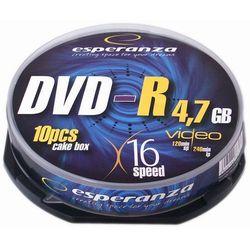 Płyta ESPERANZA DVD-R