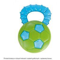 Grzechotki i gryzaki, CANPOL 56/135 Piłka Nożna Gryzak wodny oziębiający