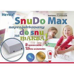 MATERAC WYSOKOELASTYCZNY HEVEA SNUDO MAX 160x90