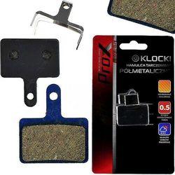 Klocki ham. tarczowego połmetaliczne PROX Shimano BS01 M525/M515/M475/C501/C60