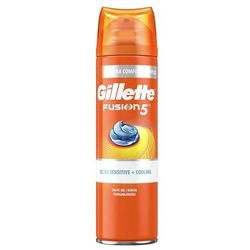 Gillette gel Fusion5 Ultra Sensitive 200 ml