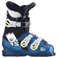 Buty narciarskie dla dzieci, SALOMON T3 RT INDIGO BLUE - buty narciarskie R. 23,5