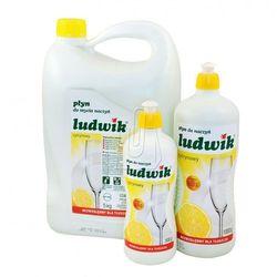 LUDWIK 1000g Cytrynowy Płyn do mycia naczyń