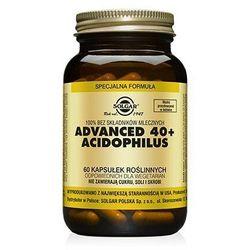 Advanced 40+ Acidophilus 60kaps