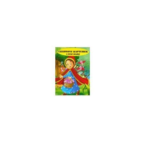 Książki dla dzieci, Czerwony Kapturek i inne bajki (opr. twarda)