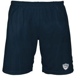 TTK T-SHORTS IRIDIUM BLUE - spodenki tenisowe R. XL
