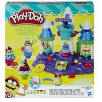 Kreatywne dla dzieci, PlayDoh Lodowy zamek - Hasbro DARMOWA DOSTAWA KIOSK RUCHU