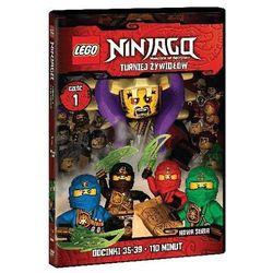 LEGO Ninjago, Turniej Żywiołów, Część 1 (odcinki 35-39)