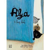 Książki dla dzieci, Alya i trzy koty - Amina Hachimi Alayou (opr. twarda)