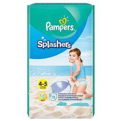 Pampers Splashers, R4-5, 11 jednorazowych pieluch do pływania