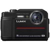 Aparaty kompaktowe, Panasonic Lumix DMC-FT7