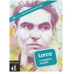 Lorca La Valiente Alegria (+ CD) (opr. miękka)