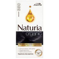 Joanna Naturia Organic Farba nr 350 Hebanowy 1 op. - Joanna OD 24,99zł DARMOWA DOSTAWA KIOSK RUCHU